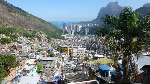 Favela Rocinho - Rio de Janeiro, Brasile