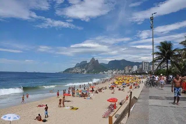 Ipanema - Rio de Janeiro, Brasile
