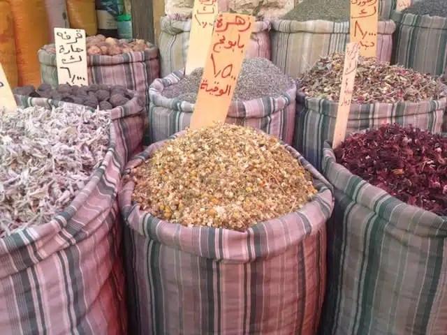 Suq - Amman, Giordania