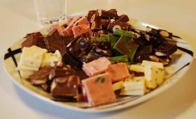 Cioccolata artigianale - Svizzera