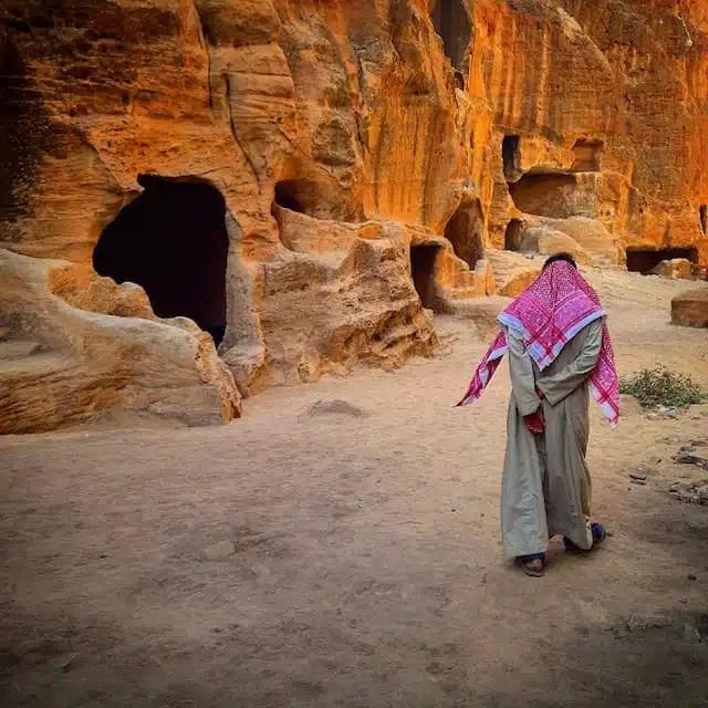 Little Petra, Giordania