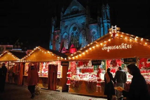 Mercatini di Natale di Mulhouse