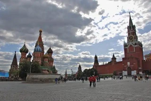Mosca - Worldzapping