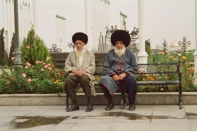 Turkmenistan - Worldzapping
