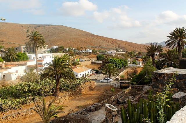 Betancuria - Fuerteventura, Canarie, Spagna