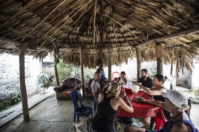 7MML Around the World 2014-2015 - San Basilio de Palenque, Colombia