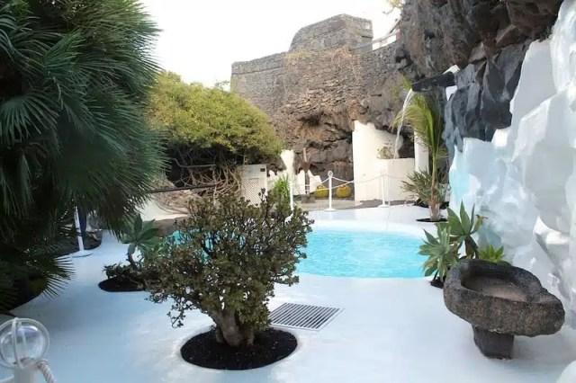 Fondazione Cesar Manrique - Lanzarote, Canarie, Spagna