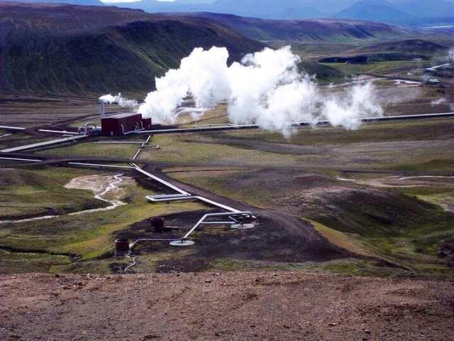 Myvatn, Islanda