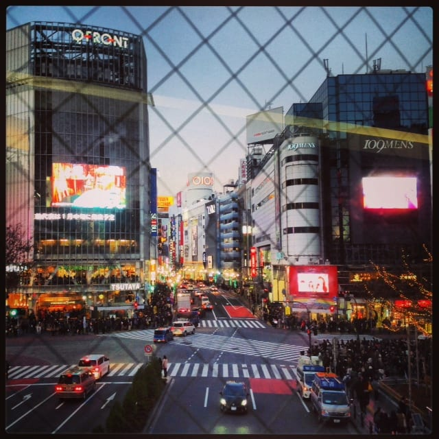 Shibuya - Tokyo, Giappone