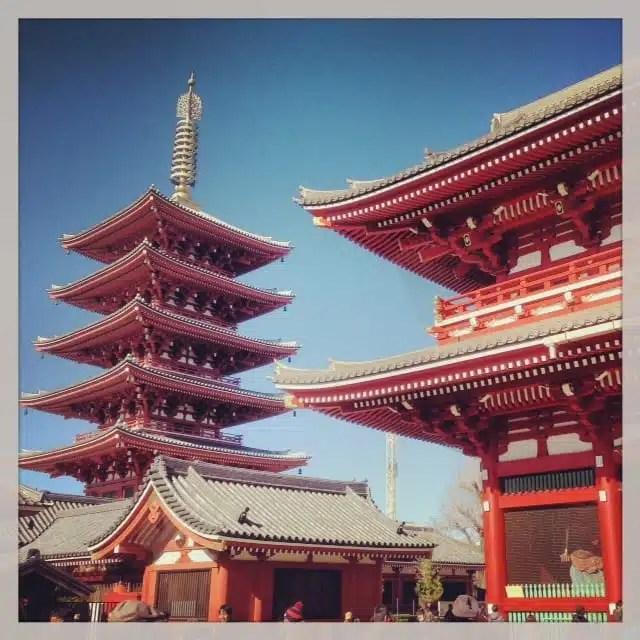 Sensoji - Tokyo, Giappone