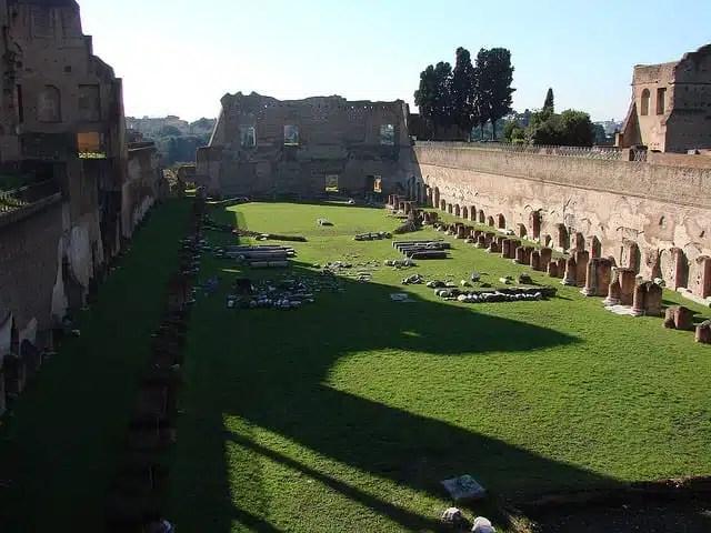 stadio di Domiziano_Roma_Allie Caulfield