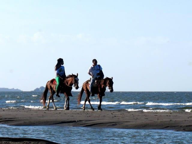 Trekking a cavallo - Ometepe, Nicaragua