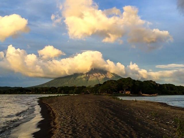 Vulcano Conceptiòn - Ometepe, Nicaragua