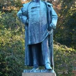 Monumento a Bismark - Lubecca, Germania