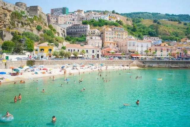 Pizzo - Calabria, Italia