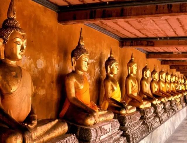 Wat Mahathat - Bangkok, Tailandia