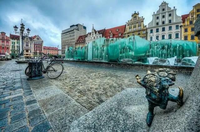 Życzliwek - Breslavia, Polonia