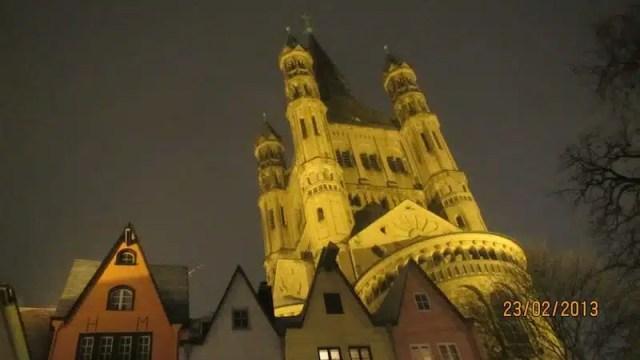 Chiesa di San Martino - Colonia, Germania