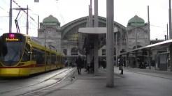 In treno in Svizzera