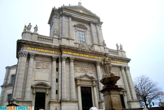 Cattedrale di Sant'Urs - Soletta, Svizzera