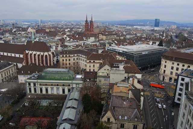 Basilea, Svizzera