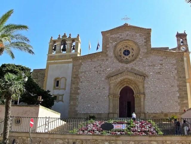 Santuario della Madonna di Custonaci - Sicilia, Italia