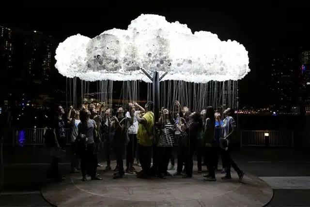 Gent Light Festival (foto di Lichtfestival)