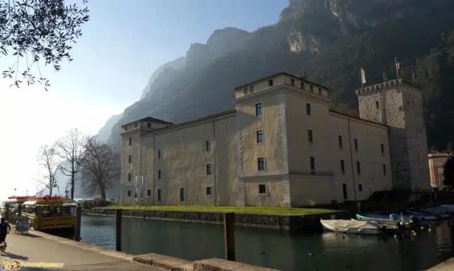 Riva del Garda -  La Rocca Museo Civico