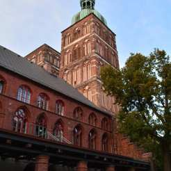 Stralsund, Germania