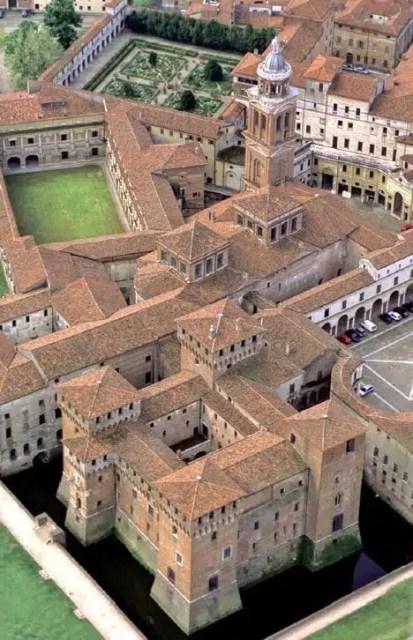 Sabbioneta - siti UNESCO in Lombardia