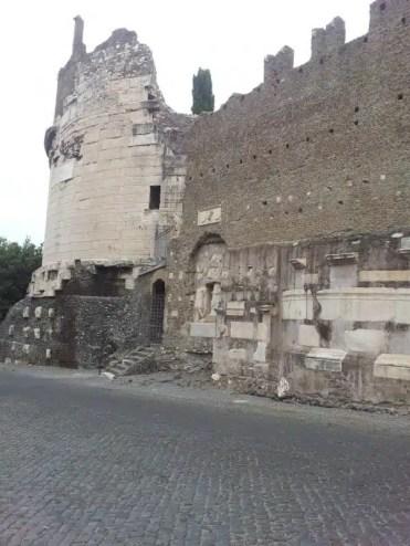 In bicicletta nel Parco dell'Appia Antica