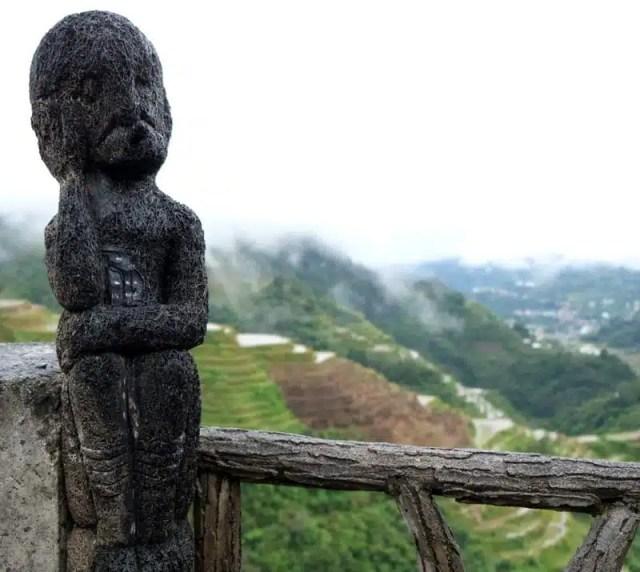 Bulol, il guardiano del riso - Filippine