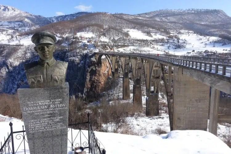 Ponte sul Tara, Montenegro