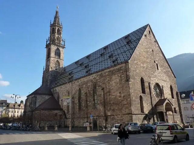 Duomo di Bolzano, Trentino