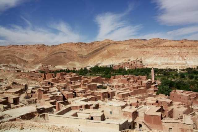 Valle del Draa, Marocco