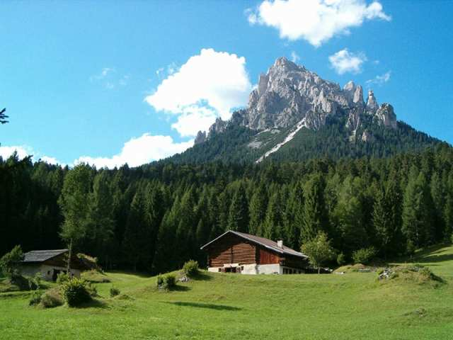 Parco di Paneveggio, Trentino