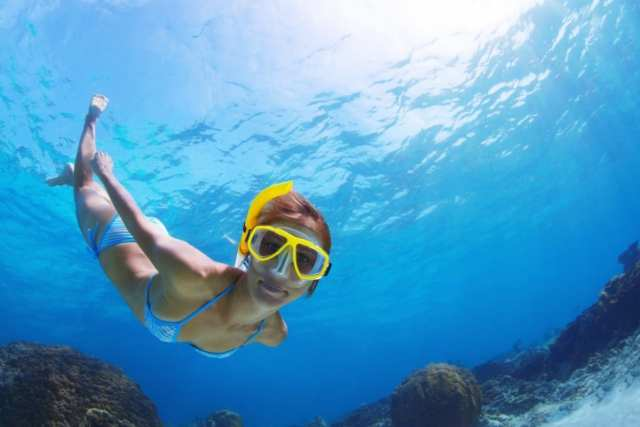Snorkeling - Costa Rica