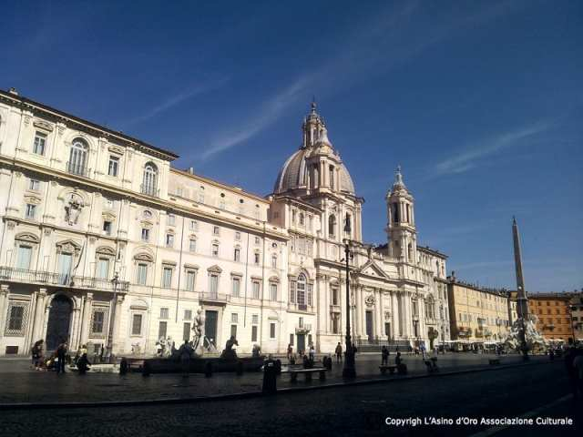 Piazza Navona - Roma, Italia