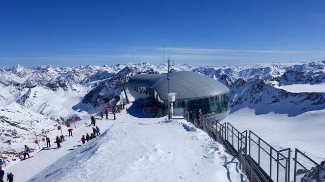 Café 3.440 in Austria, Tirolo