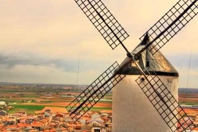 Consuegra, Spagna