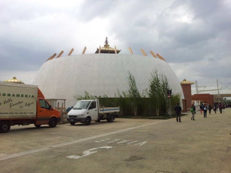 Expo Milano 2015_ Padiglione Nepal