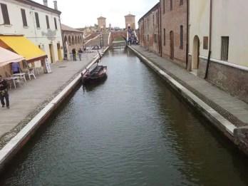 Comacchio ponti e canali