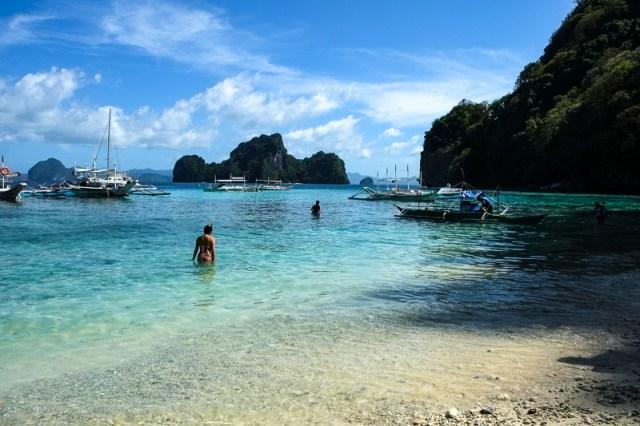 Arcipelago Bacuit, Filippine