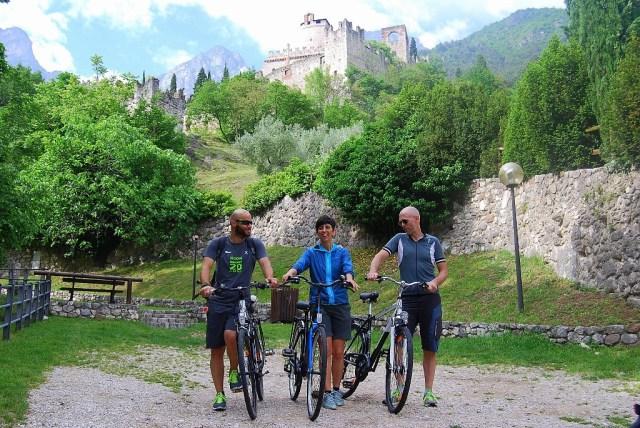 #roveretobike - Castello di Avio, Trentino