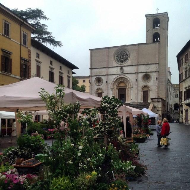 Piazza del Popolo - Todi, Umbria