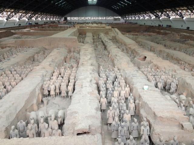 Esercito di terracotta - Cina