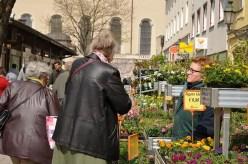 Viktualienmarkt - Monaco, Germania
