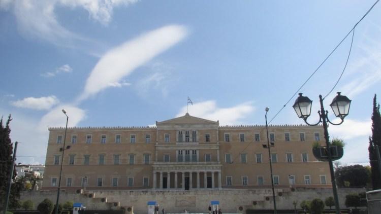 Parlamento - Atene, Grecia