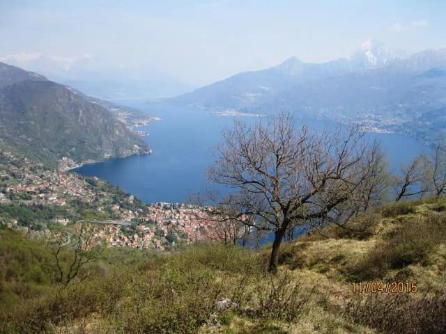 Lago di Como - Escursione al Sasso di San Martino