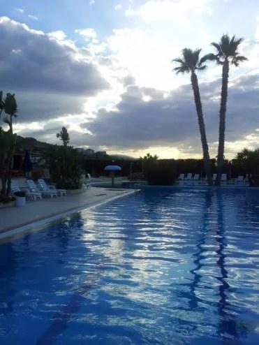 Hotel Village Paradise Mandatoriccio MAre - Piscina